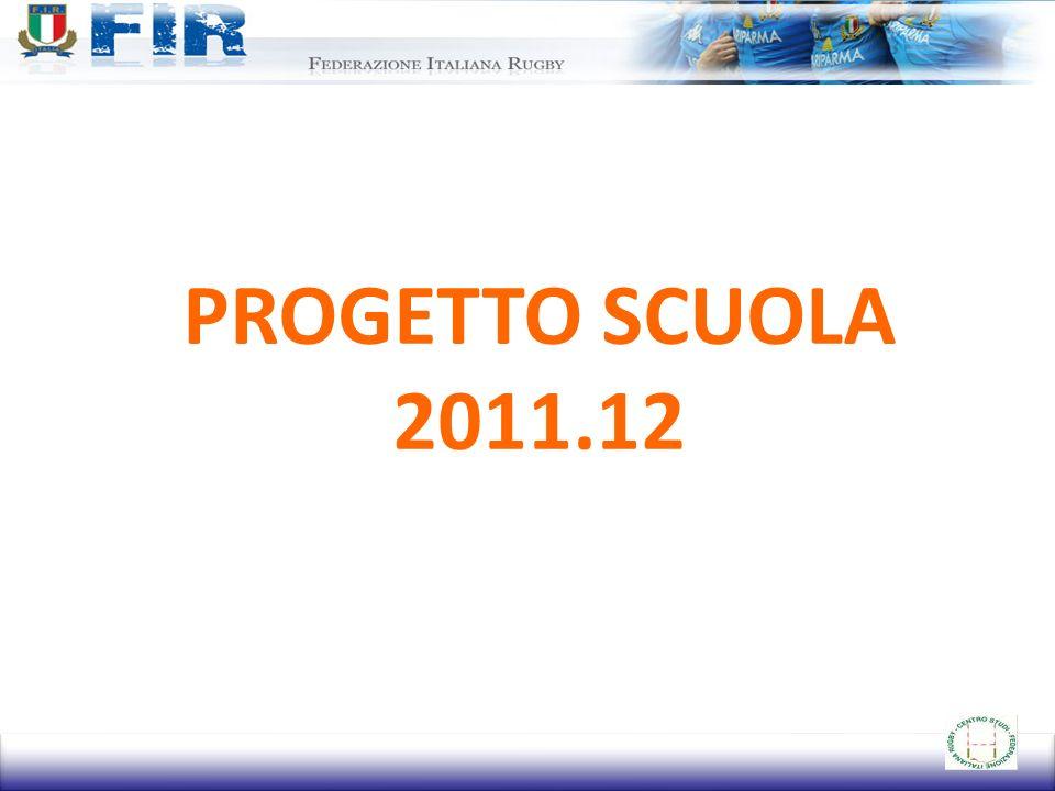 PROGETTO SCUOLA 2011.12