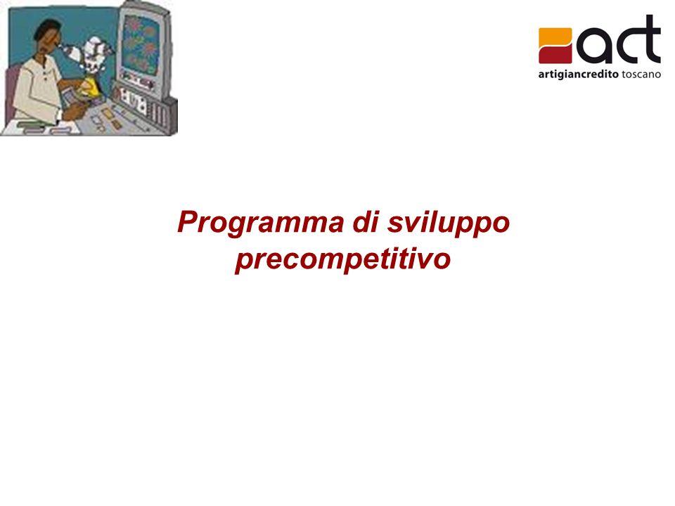 Programma di sviluppo precompetitivo