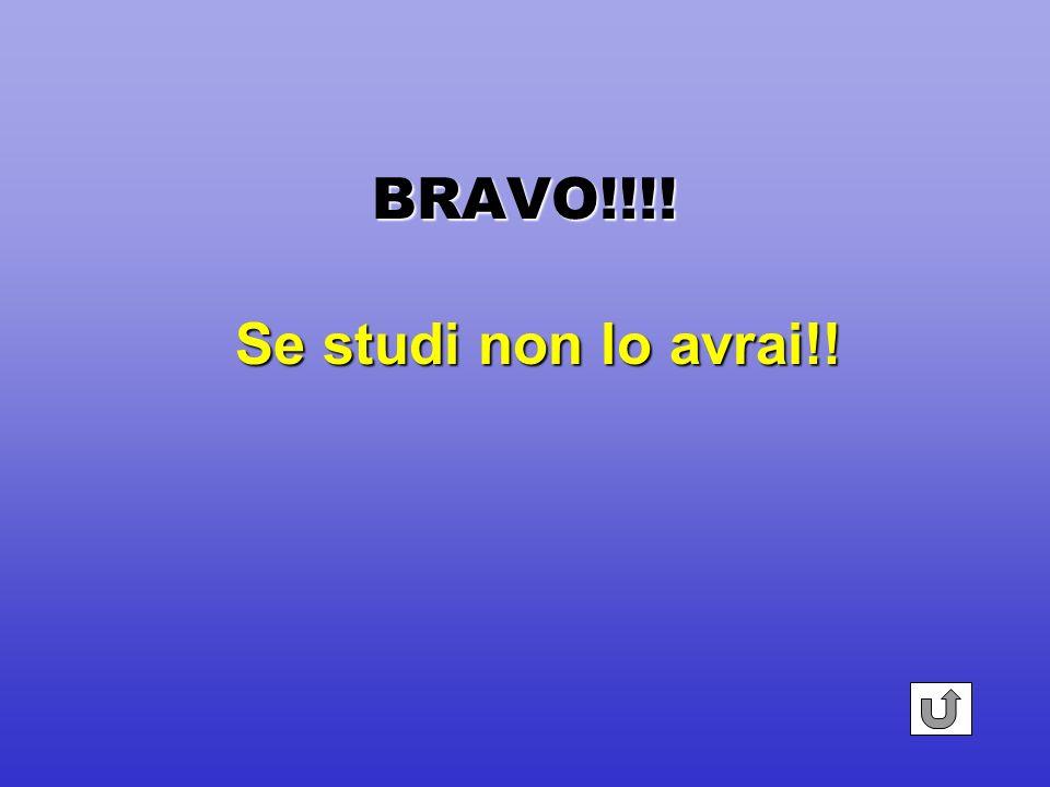 BRAVO!!!! LAutonomia è caratterizzata da flessibilità, opzionalità e modularità