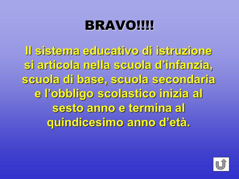 BRAVO!!!! Cosa cambia nella scuola secondo il regolamento dellautonomia: recentemente è stato approvato il riordino dei cicli dalla camera ed è ora in