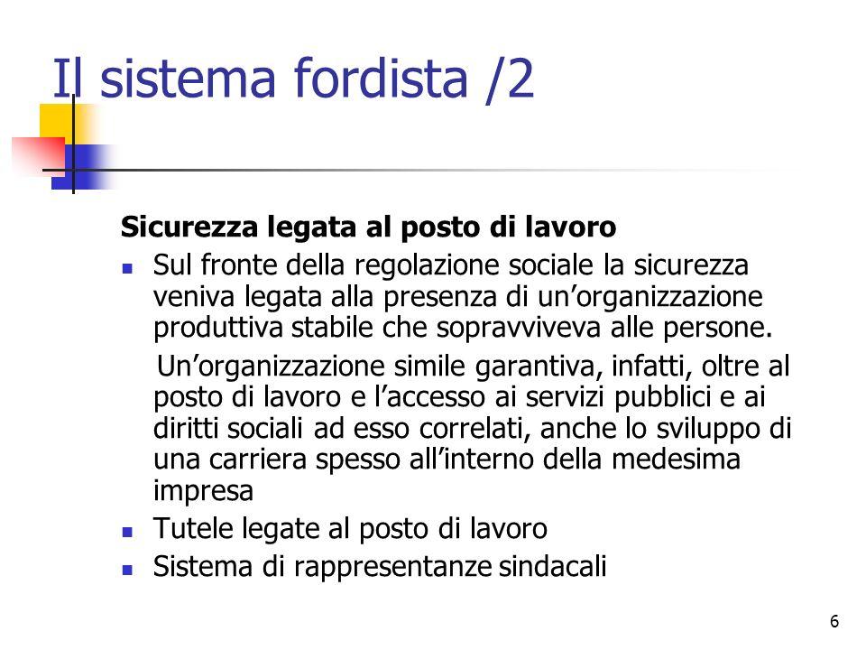 77 Fase 1 – Definizione linee di indirizzo Lobiettivo della Regione Lombardia in materia di politiche per il lavoro, è quello di promuovere: 1.