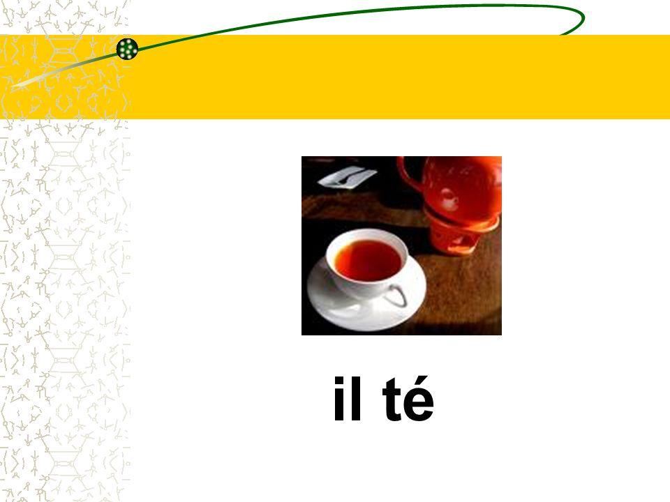 il té