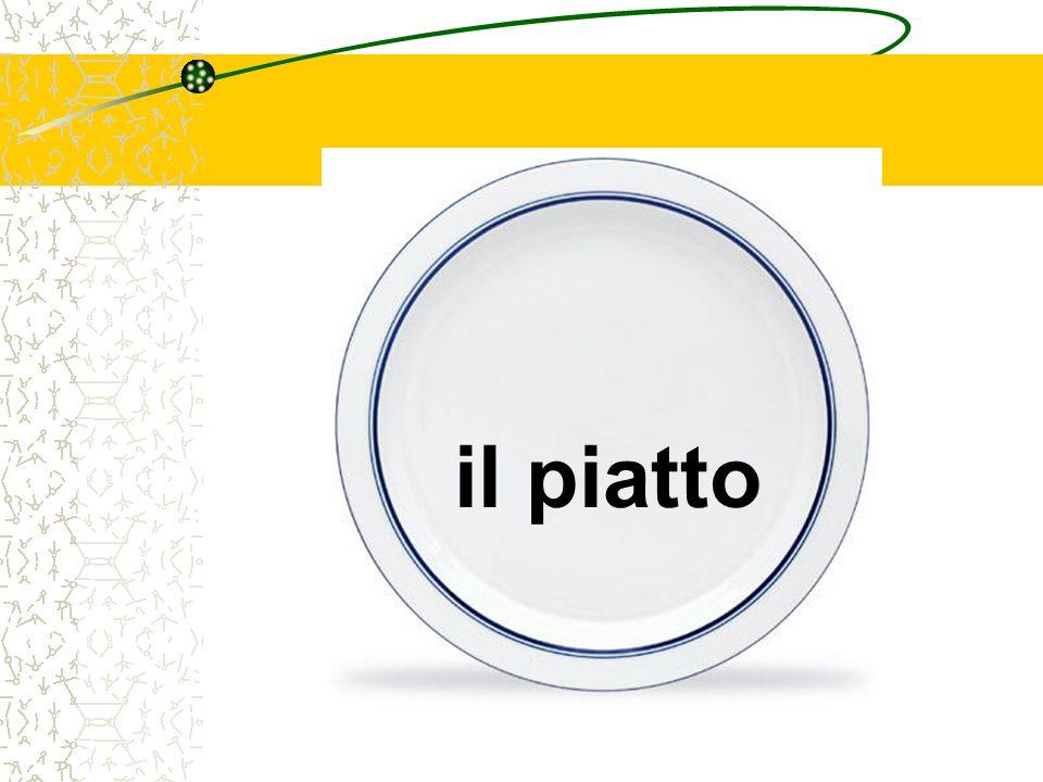 il piatto