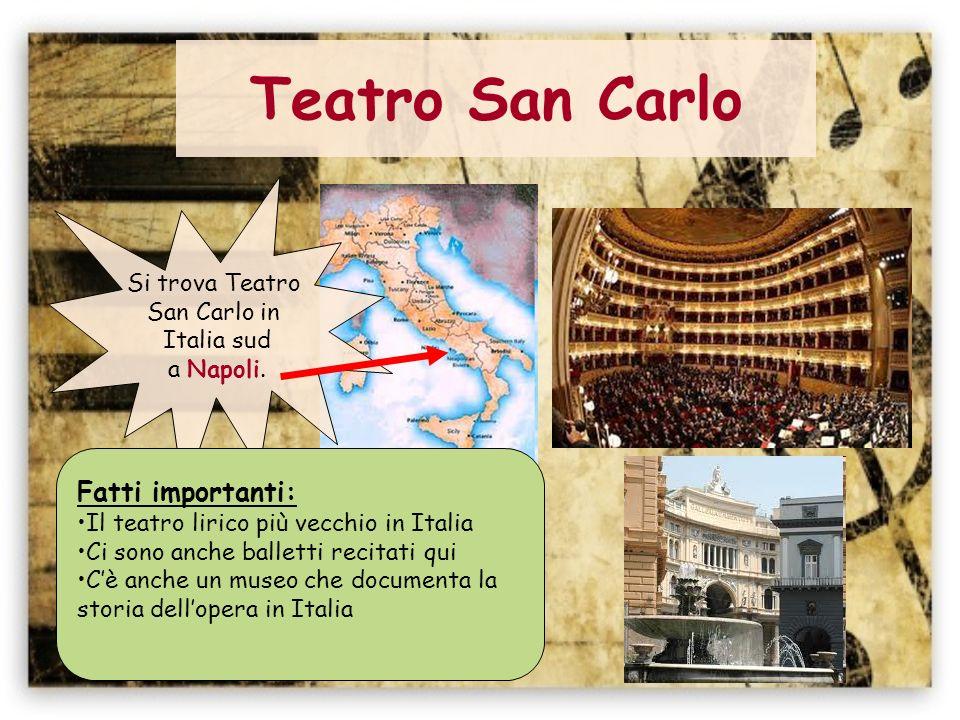 Teatro Massimo Si trova Teatro Massimo in Italia sud a Palermo.