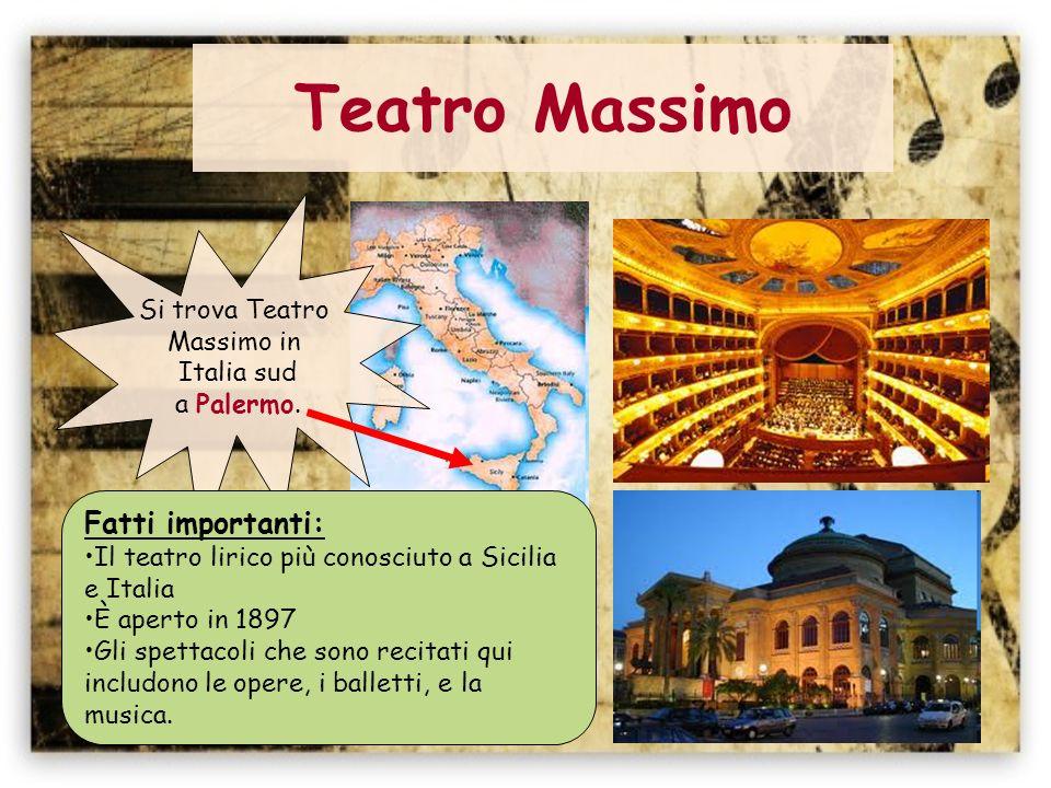 Le Terme di Caracalla Si trova I Bagni di Caracalla in Italia sud a Roma.