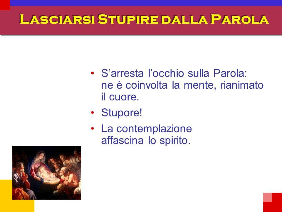 Lasciarsi Stupire dalla P arola Don Vito Fabbian La Spezia 19.11.05