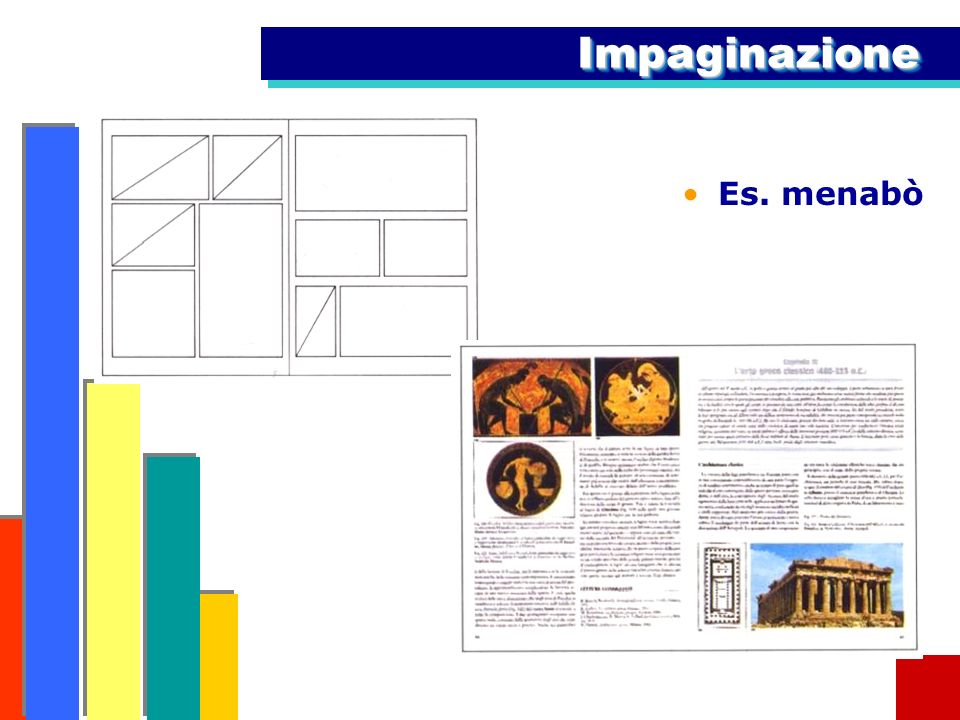 ImpaginazioneImpaginazione Es. menabò