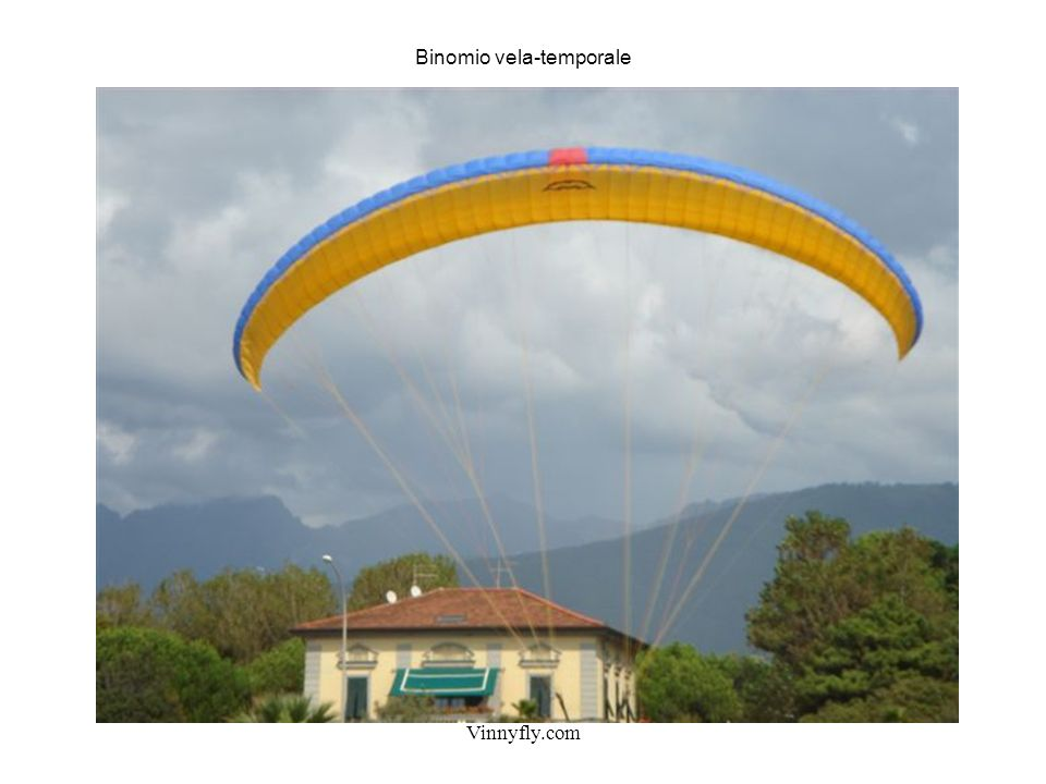 Vinnyfly.com Binomio vela-temporale