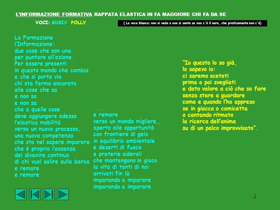 1 3 LP - LONGLIFE LEARNING PROCESS DIFFUSIONE DEL METODO ARCOS ideato e messo a punto dall Ing. BENIGNO ORSINI per la ACQUISIZIONE RAZIONALE di COMPET
