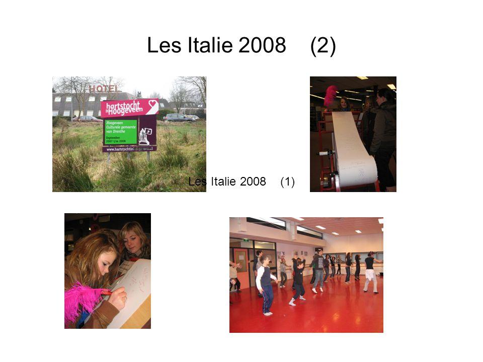 Les Italie 2008 (2) Les Italie 2008 (1)
