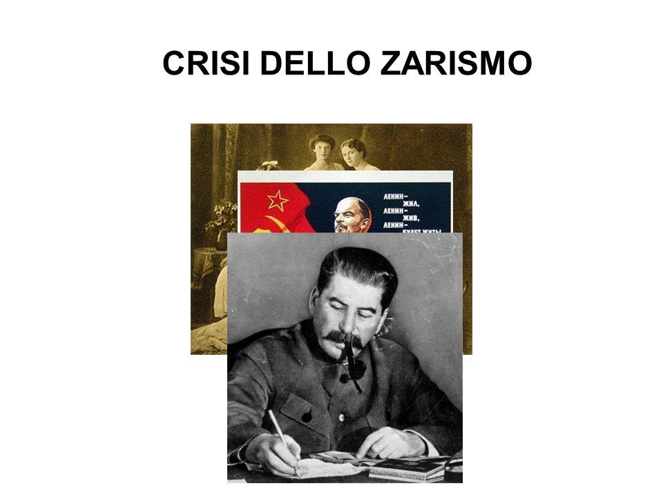 LA GUERRA E LA DISSOLUZIONE DELLO ZARISMO La rivoluzione del febbraio 1917 >> labdicazione dello zar >> governo provvisorio democratico