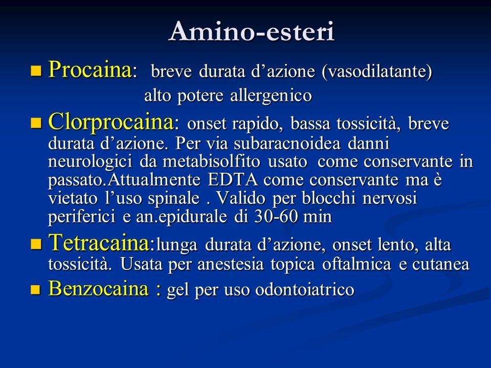 Tossicità locale (in vitro) Tutti gli a.