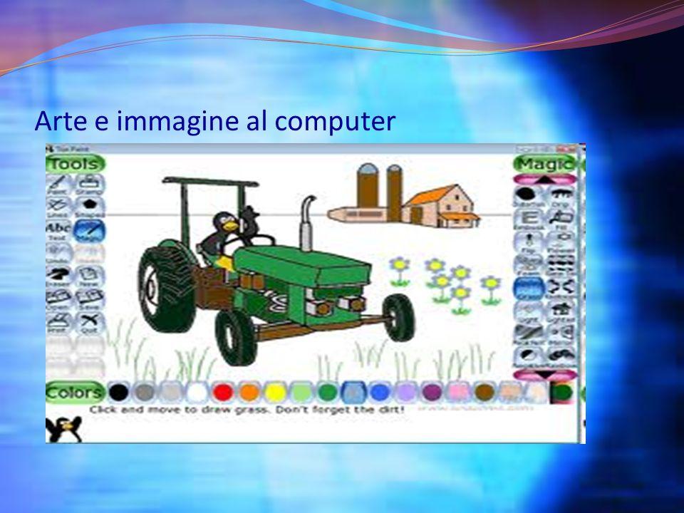 Arte e immagine al computer