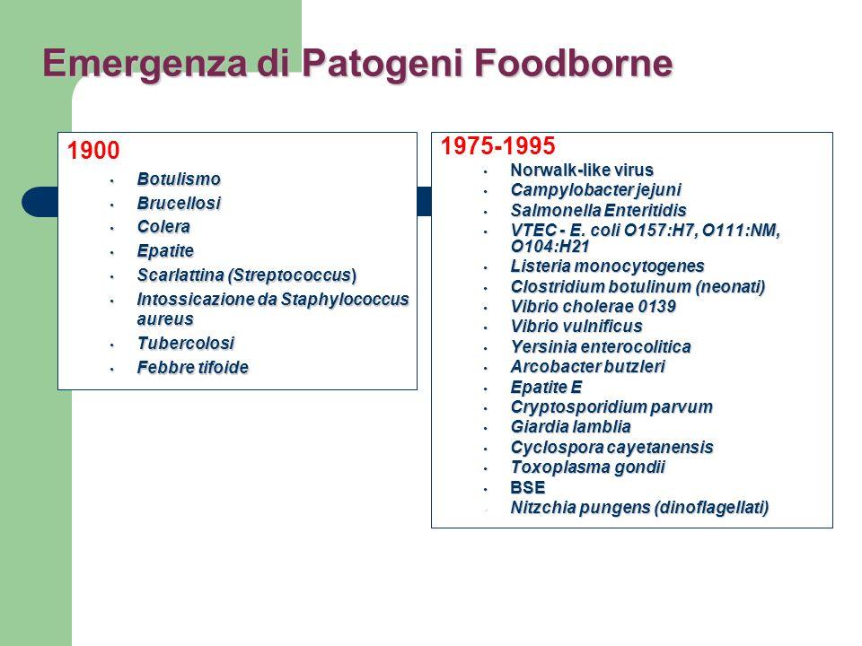 Infezioni ed intossicazioni alimentari Le malattie infettive di origine microbiologica trasmesse con gli alimenti si classificano come Infezioni Intossicazioni