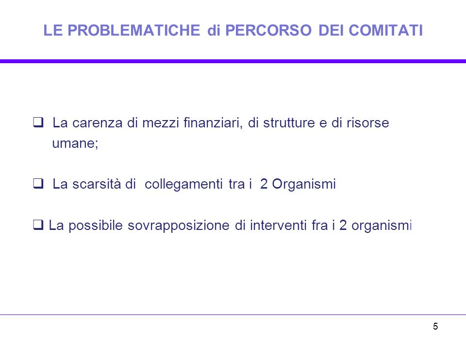 COMITATO UNICO DI GARANZIA ORGANISMO PREVISTO DALLA LEGGE n.