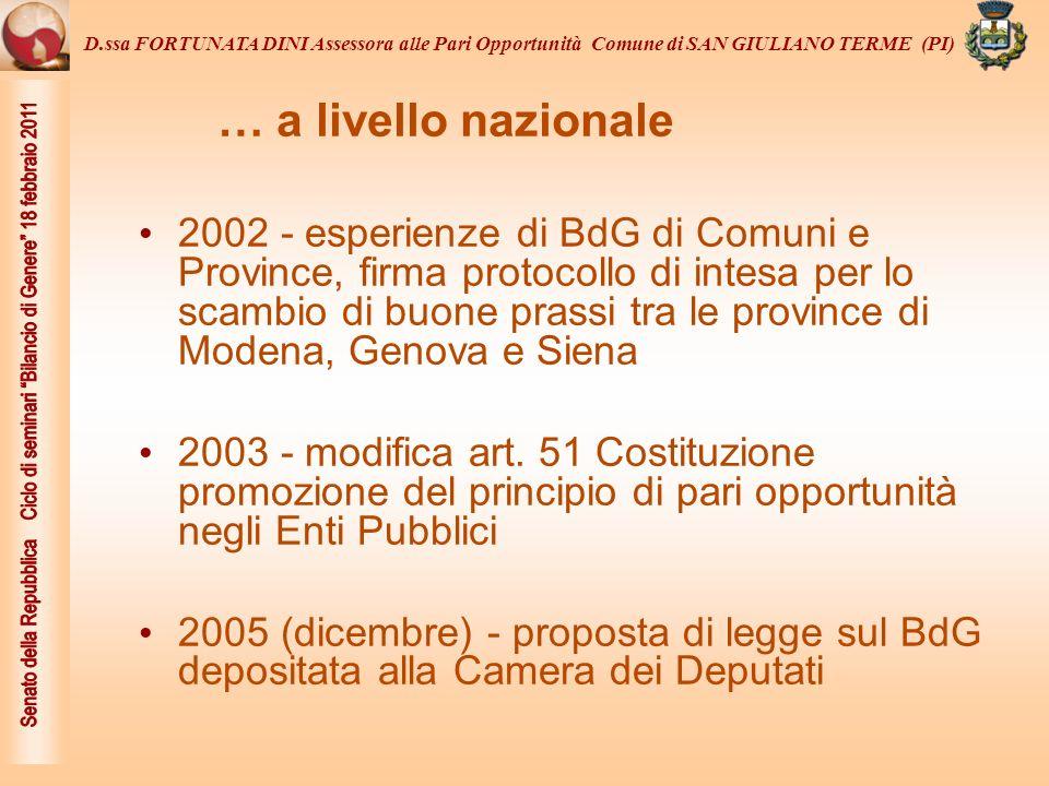2007 (23 maggio) - Direttiva Ministro per le Riforme e le Innovazioni nella Pubblica Amministrazione e dal Ministro per i Diritti e le PP.OO.