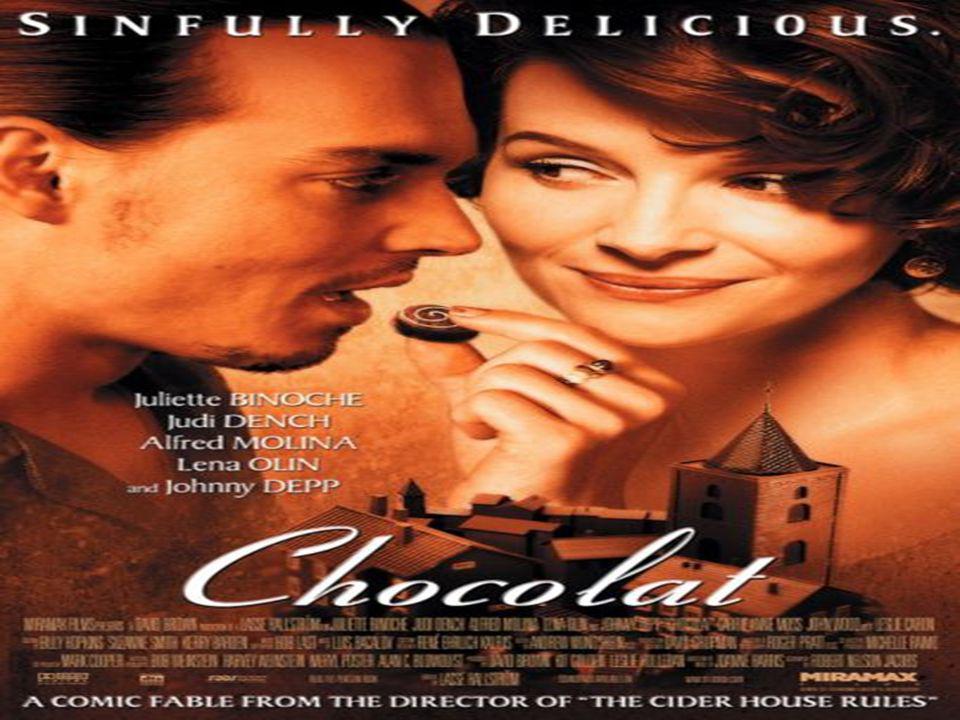 Chocolat Nel tranquillo paesino di Lansquenet, l arrivo di Vianne e della sua figlioletta Anouk stravolge le abitudini degli abitanti del luogo.