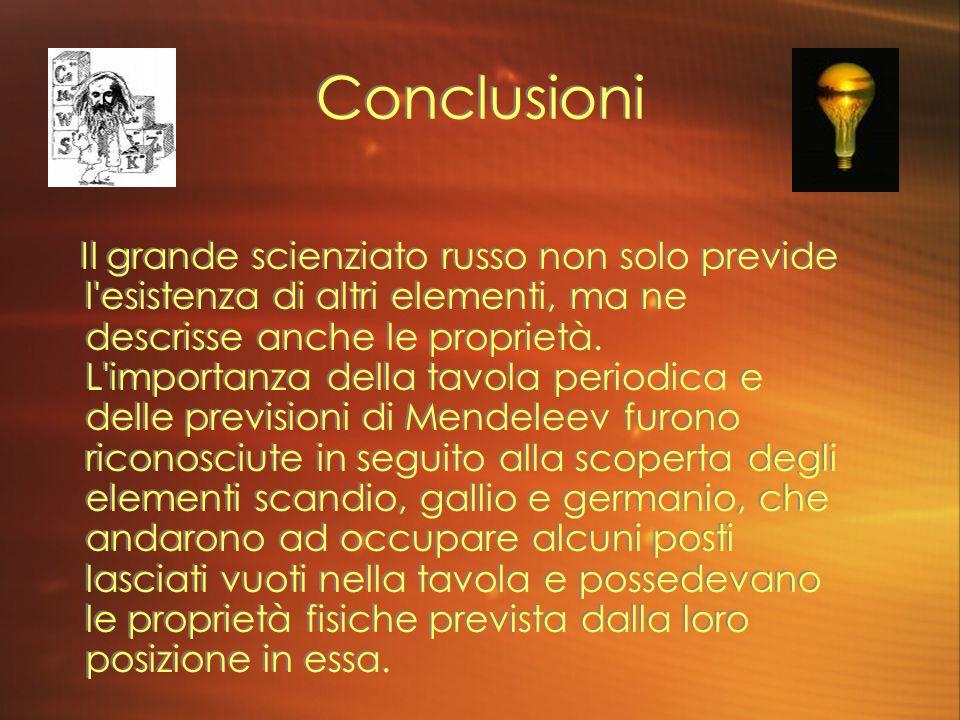 Bibliografia e Sitografia Paolo Silvestroni, Fondamenti di chimica, 10a ed.
