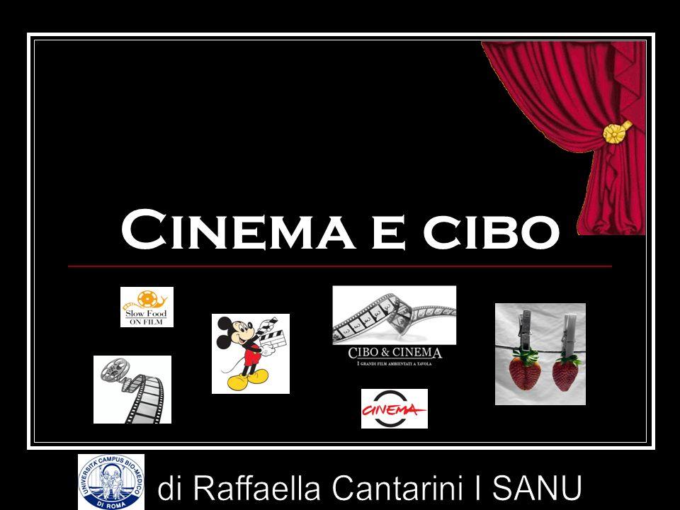 Cinema e cibo