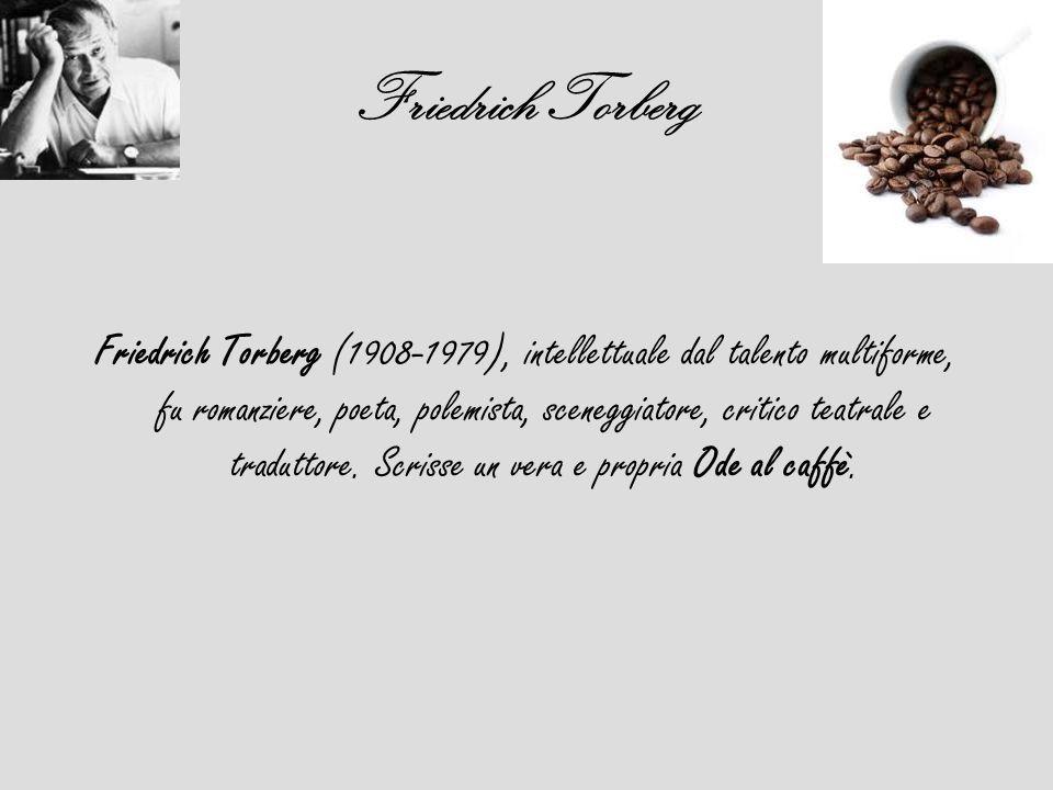 Friedrich Torberg Friedrich Torberg (1908-1979), intellettuale dal talento multiforme, fu romanziere, poeta, polemista, sceneggiatore, critico teatrale e traduttore.