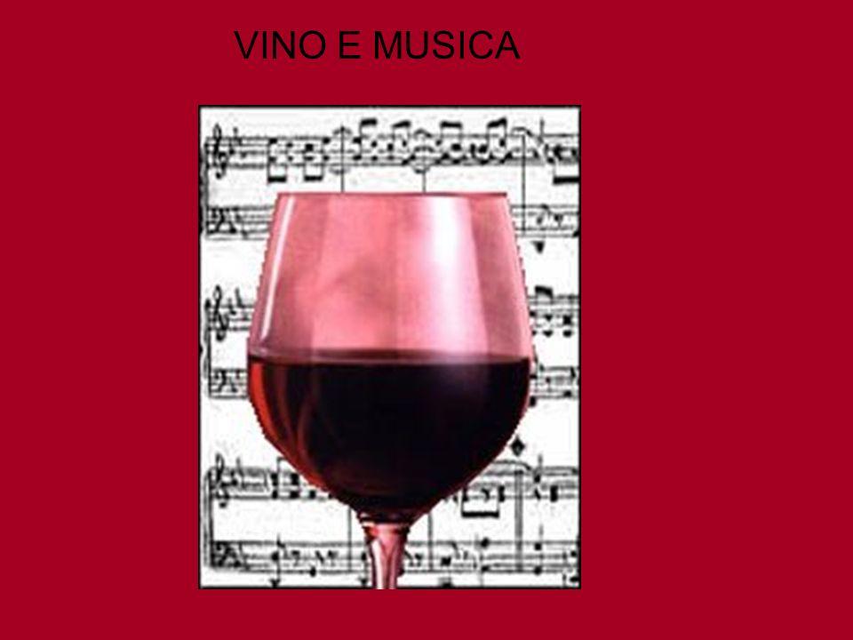 VINO E MUSICA