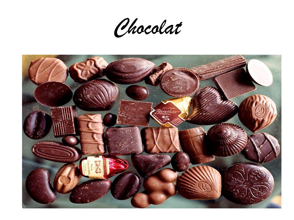 4 Chocolat