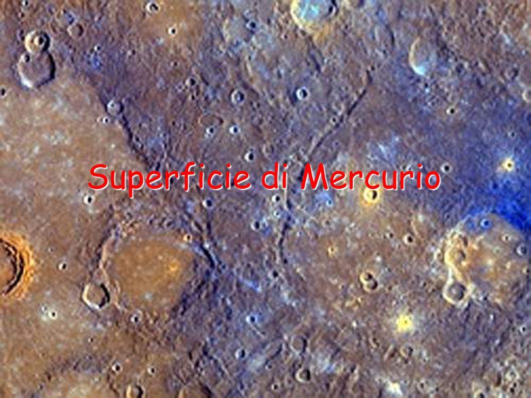Superficie di Mercurio
