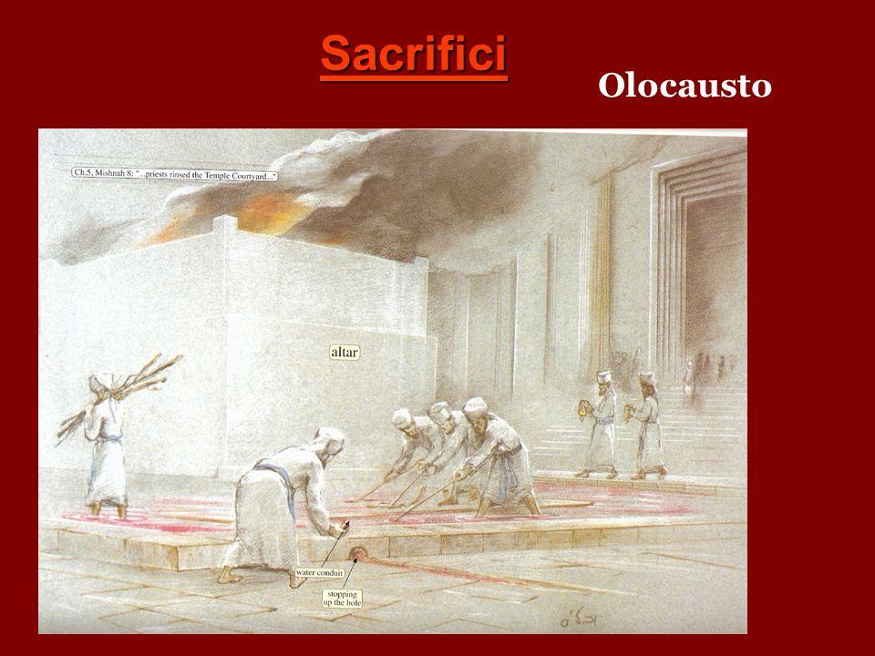 Sacrifici Per il peccato