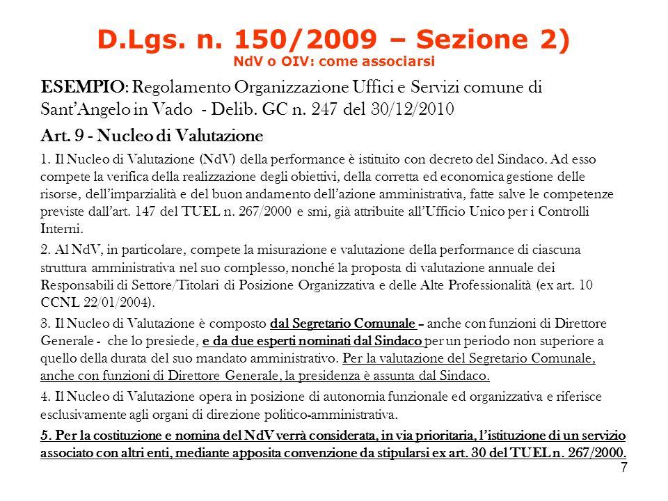D.Lgs. n.