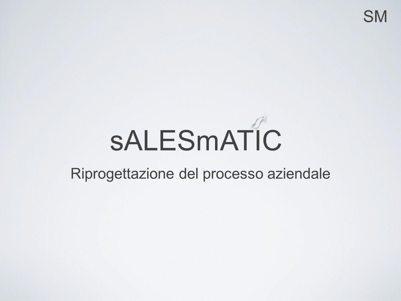 SM Riprogettazione del processo aziendale sALESmATIC