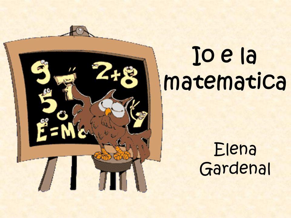 Una delle attività proposte dal docente del corso di matematica è stata quella di elaborare una storia che narrasse i propri rapporti con la matematica