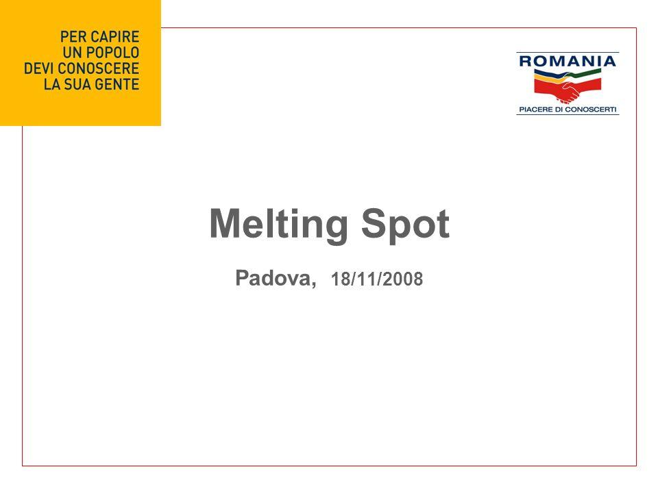 Melting Spot Padova, 18/11/2008