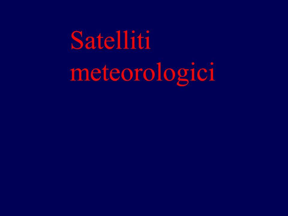 Satelliti meteorologici