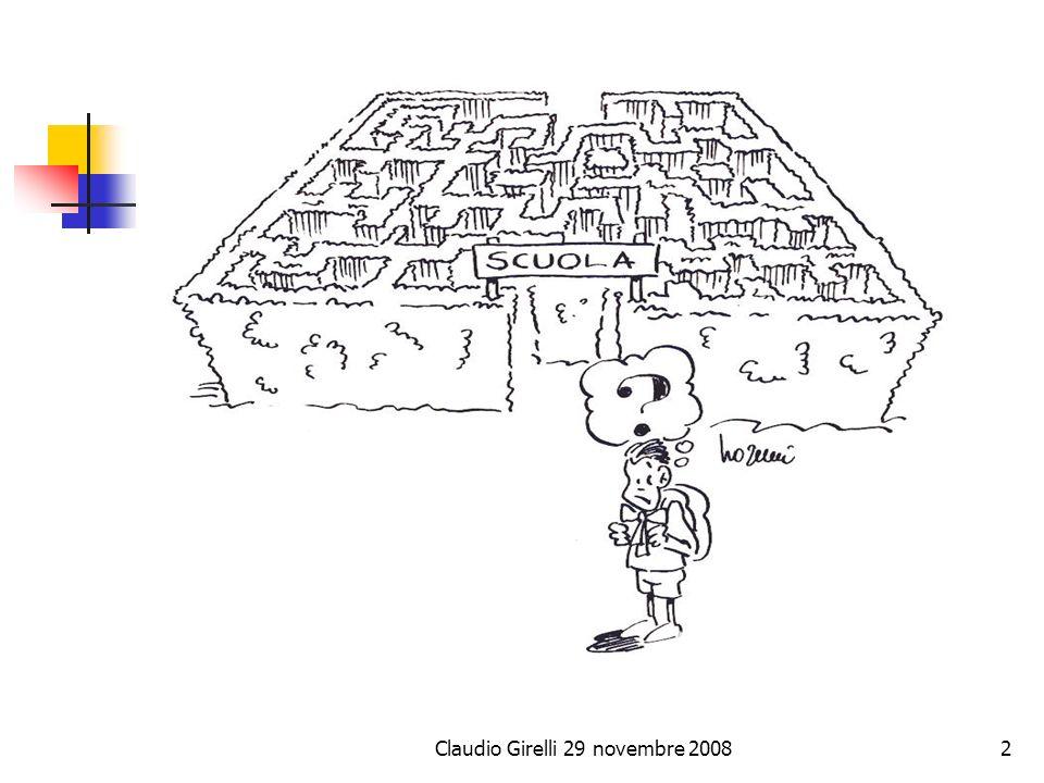 Claudio Girelli 29 novembre 20082