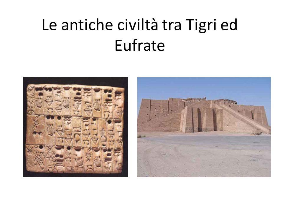 Dal villaggio del Paleolitico alla Città 4000 a.c.