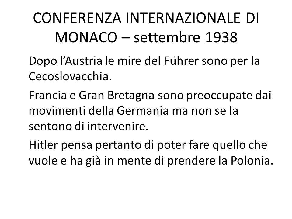 22 maggio 1939 Patto dacciaio tra Italia e Germania Le parti erano obbligate a fornire reciproco aiuto politico e diplomatico in caso di situazioni internazionali che mettevano a rischio i propri interessi vitali .
