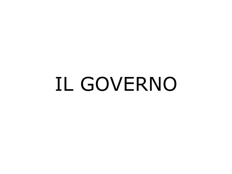 Fasi per la formazione del nuovo Governo 1.Le consultazioni 2.