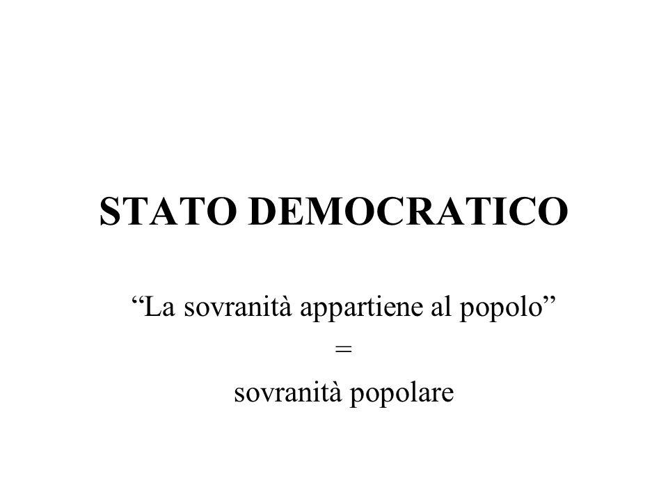CARATTERISTICHE Lo Stato organizza e controlla ogni aspetto della vita dei cittadini, decidendo al loro posto.