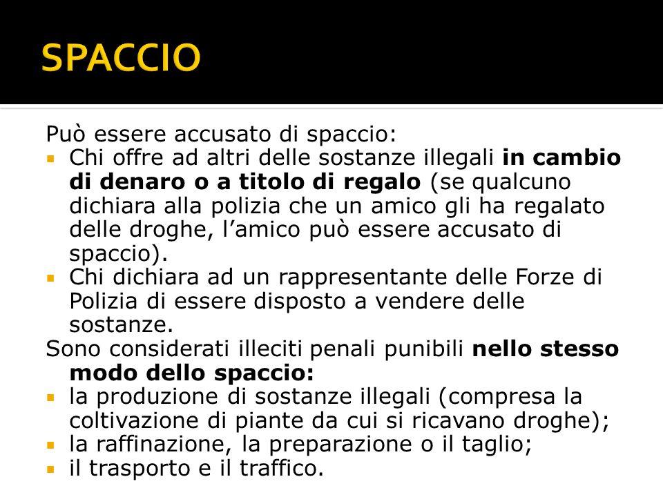 Dal 27/5/08 l accertamento della guida sotto l effetto di droghe comporta sempre la confisca del veicolo, salvo il caso in cui lo stesso appartenga a persona estranea al reato.