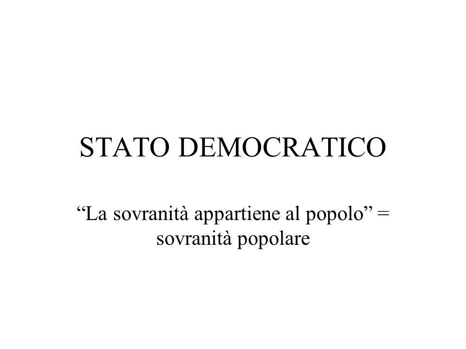 Lo Stato organizza e controlla ogni aspetto della vita dei cittadini, decidendo al loro posto.