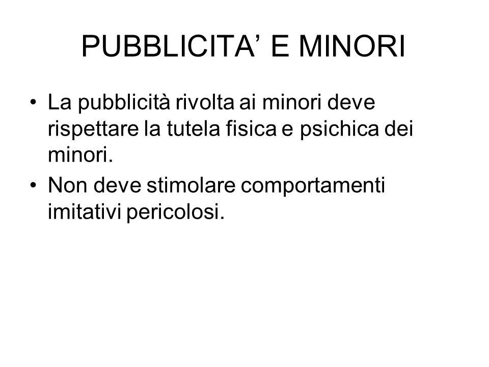 SANZIONI Giudica lAutorità Garante della Concorrenza e del mercato www.agcm.it La pubblicità ingannevole viene ritirata Sanzioni pecuniarie fino a 100.000 euro