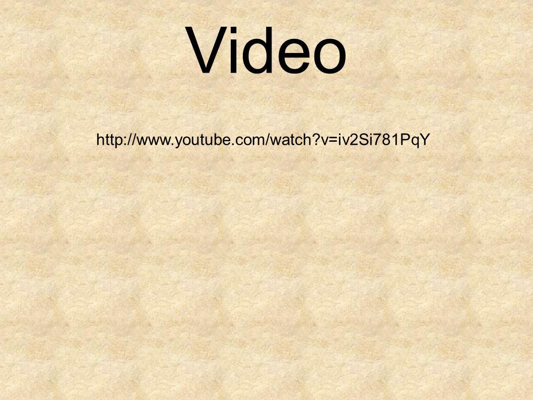 Video http://www.youtube.com/watch?v=iv2Si781PqY