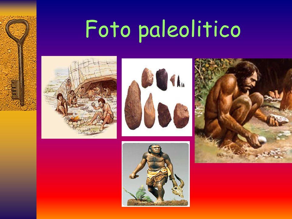 Foto paleolitico