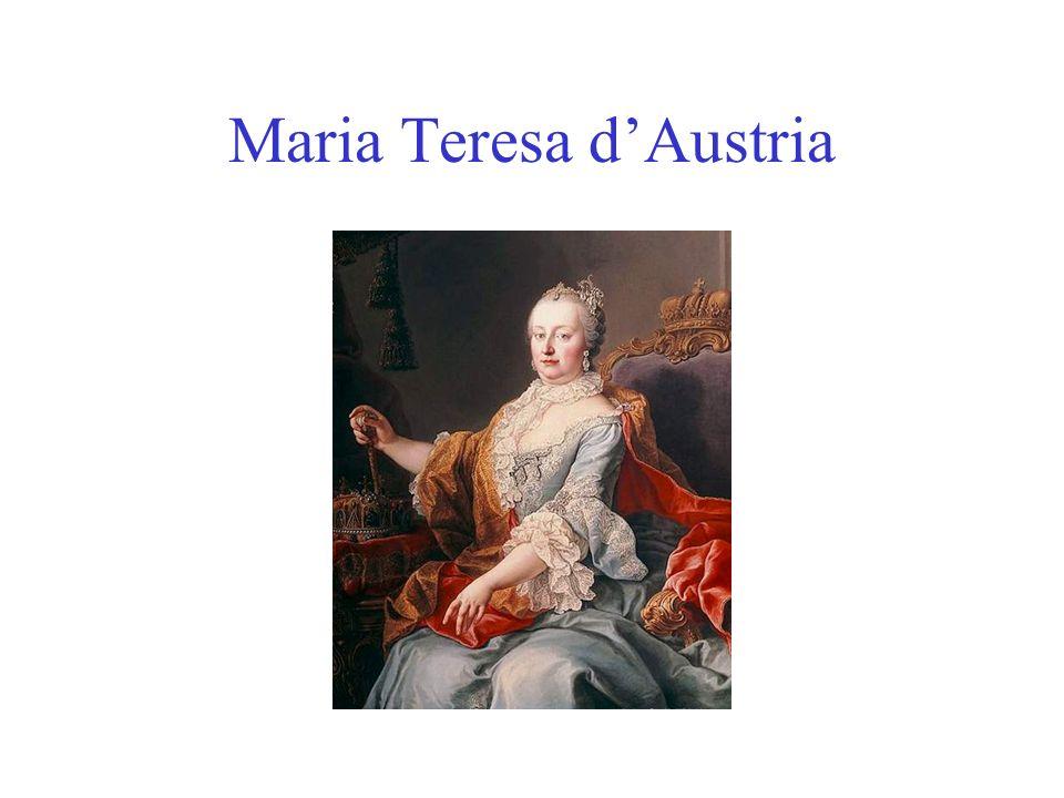 Maria Teresa dAustria