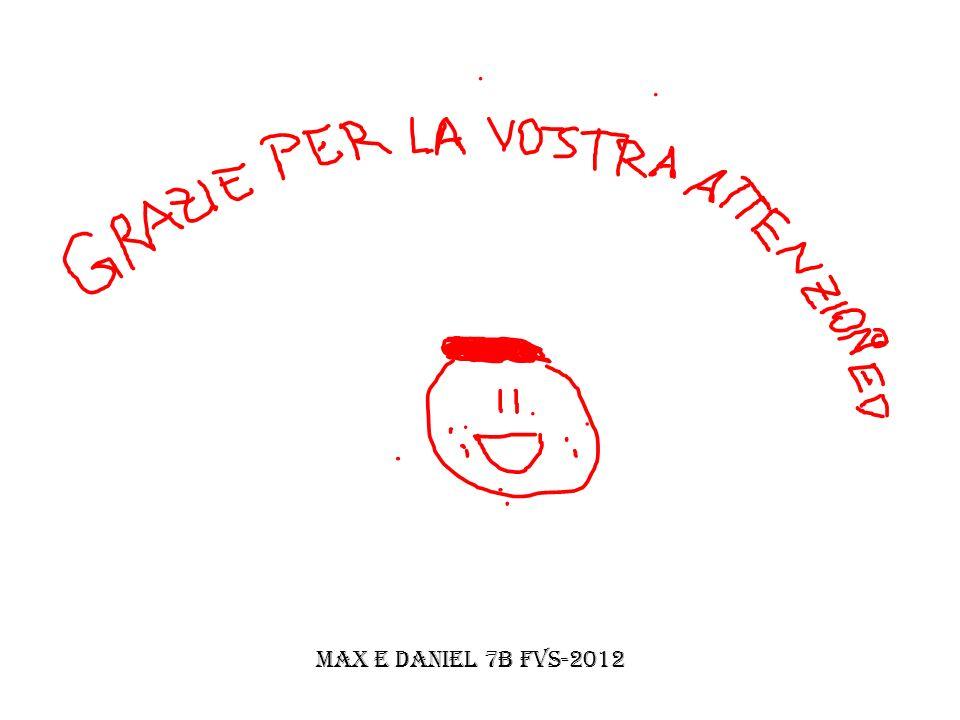 MaX E DANIEL 7b FvS-2012