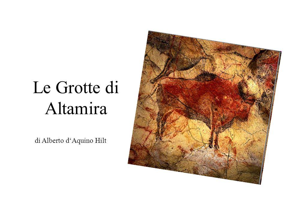 Le Grotte di Altamira di Alberto dAquino Hilt