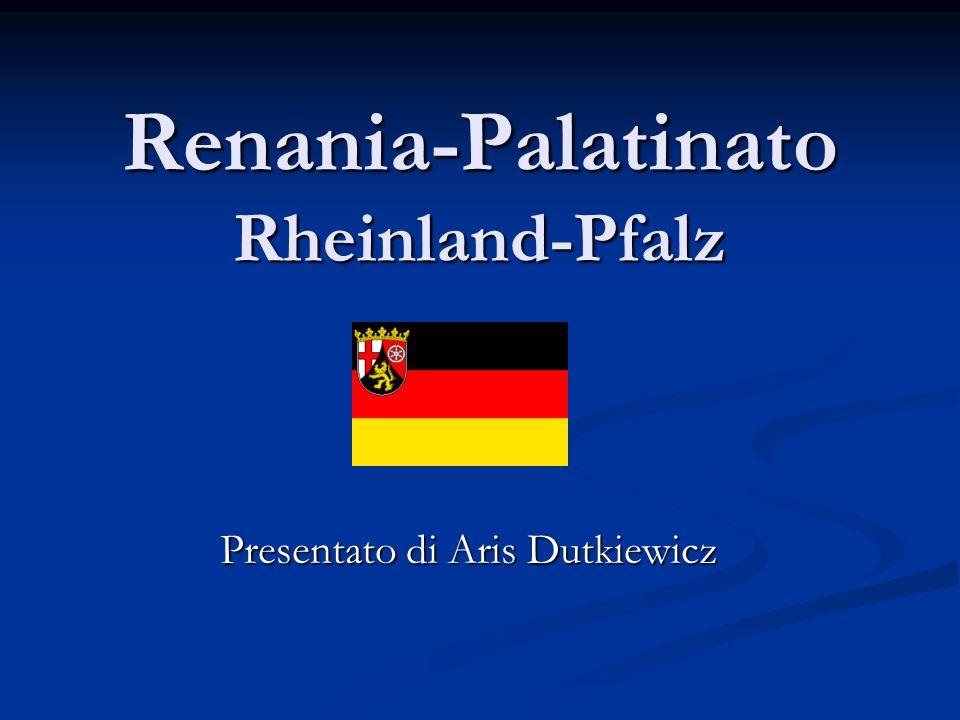 Renania-Palatinato Rheinland-Pfalz Presentato di Aris Dutkiewicz