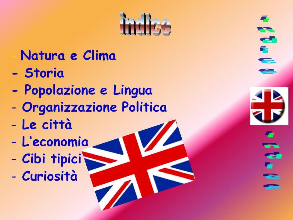 - Natura e Clima - Storia - Popolazione e Lingua -Organizzazione Politica -Le città -Leconomia -Cibi tipici -Curiosità