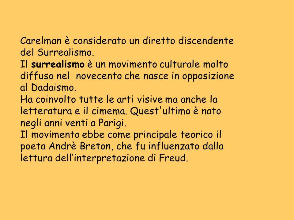 Carelman è considerato un diretto discendente del Surrealismo.