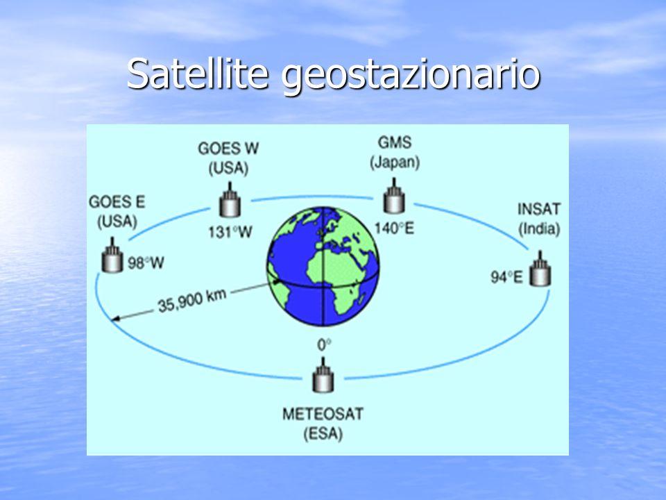 Satellite geostazionario